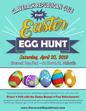Claverack Easter Egg Hunt 2019